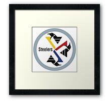 Pittsburgh Penguin Steelers Framed Print