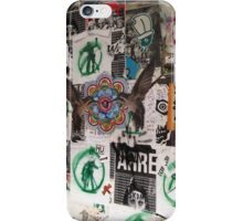 Seattle Graffiti  iPhone Case/Skin