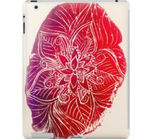 Plaster Carving  I iPad Case/Skin
