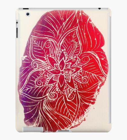 Plaster Carving  I iPad Case/Skin