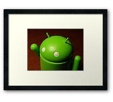 Android I Framed Print