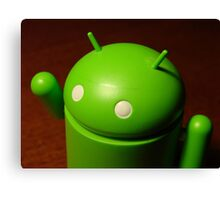 Android I Canvas Print