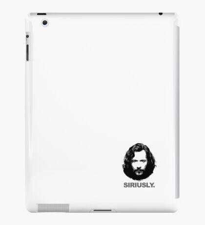 Siriusly iPad Case/Skin