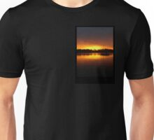 Boat Silhouette Unisex T-Shirt