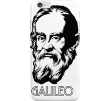 Galileo Galilei Scientist iPhone Case/Skin