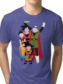 Family minimalist Tri-blend T-Shirt