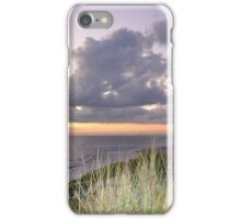 look out sunset  iPhone Case/Skin