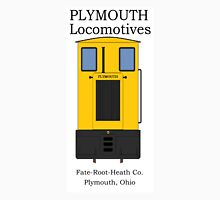 Plymouth Narrow Gauge Locomotive  Unisex T-Shirt