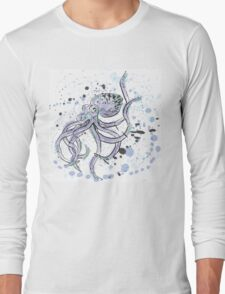 Inky Octopus Long Sleeve T-Shirt