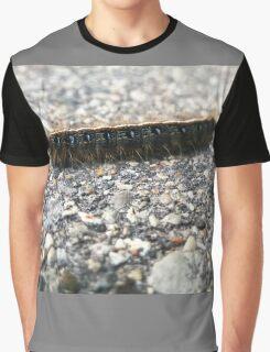 Caterpillar in the Street Graphic T-Shirt
