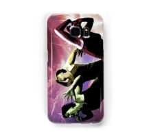 Raw emotions Samsung Galaxy Case/Skin