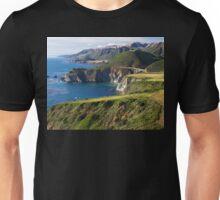 Bixby Creek Bridge Unisex T-Shirt