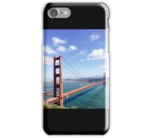 The Golden Gate iPhone Case/Skin