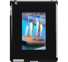 Boats in Surrealism iPad Case/Skin