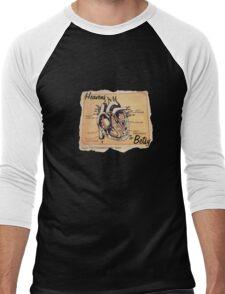 Calculated Men's Baseball ¾ T-Shirt