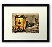 Heaven One Framed Print