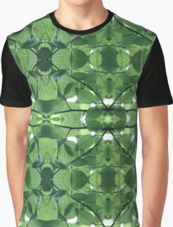 Leafy Green Sky Graphic T-Shirt