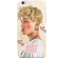 {LUCKY ONE} Kai iPhone Case/Skin