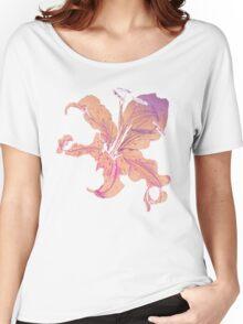 golden lilies Women's Relaxed Fit T-Shirt
