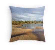 The Gifted Tide Throw Pillow