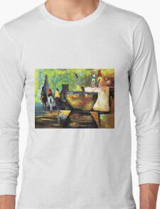 Horsemen Long Sleeve T-Shirt