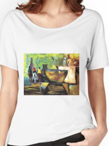 Horsemen Women's Relaxed Fit T-Shirt