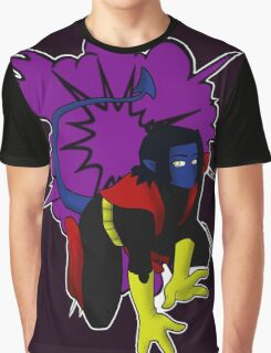 X-Men Evolution - Nightcrawler Graphic T-Shirt