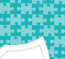 elli's puzzle Sticker