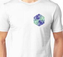 D20 Blue/Green Unisex T-Shirt