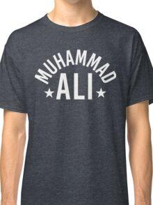 Muhammad Ali - white Classic T-Shirt