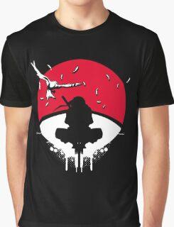 Uchiha Clan Graphic T-Shirt