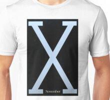Malcolm X Movie Poster Unisex T-Shirt