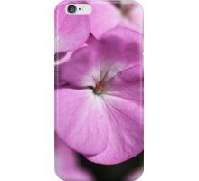 Wonderful Uncommon Geranium iPhone Case/Skin