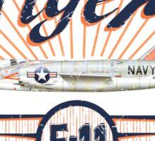Tiger F-11 Sticker