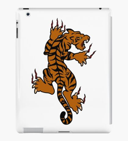 Tiger Tattoo iPad Case/Skin