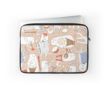 Cats band Laptop Sleeve