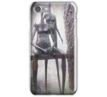 bruges couple iPhone Case/Skin