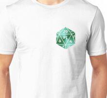 D20 Green Unisex T-Shirt