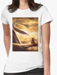Hi Shenron Womens Fitted T-Shirt