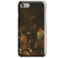 Travel Tobias and Sara, ORRENTE, PEDRO DE iPhone Case/Skin