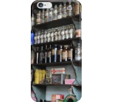 Old Fashioned Pharmacy iPhone Case/Skin