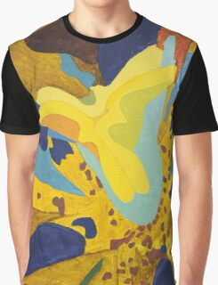 Tulip abstract Graphic T-Shirt