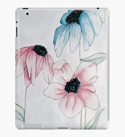 Flowers Blossom iPad Case/Skin