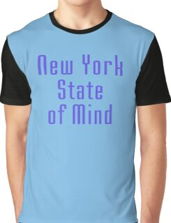 New York State of Mind - T-Shirt Graphic T-Shirt