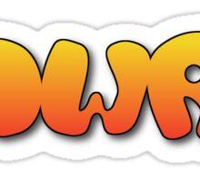 Rawr!!!! Sticker