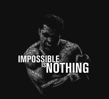 Impossible is Nothing Hoodie