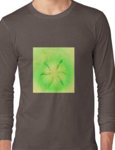 Spring 3 - Leaf Glow Long Sleeve T-Shirt
