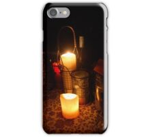 Table Aglow iPhone Case/Skin
