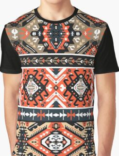 Bright pattern in tribal style Graphic T-Shirt