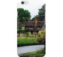 Heaver Castle Moat iPhone Case/Skin
